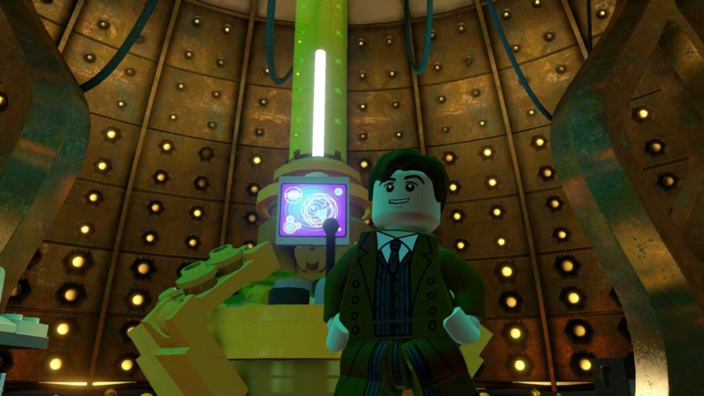 Doctor Who - LEGO Dimensions - The Tenth Doctor