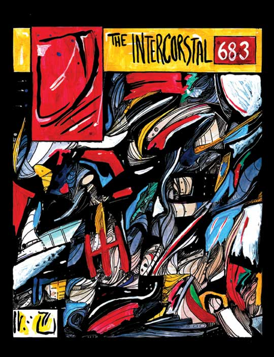 Intercorstal 683 - Cover