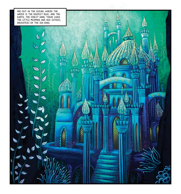 Metaphrog Little Mermaid 1