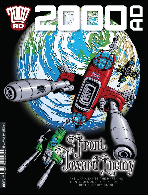 2000AD Prog 1988