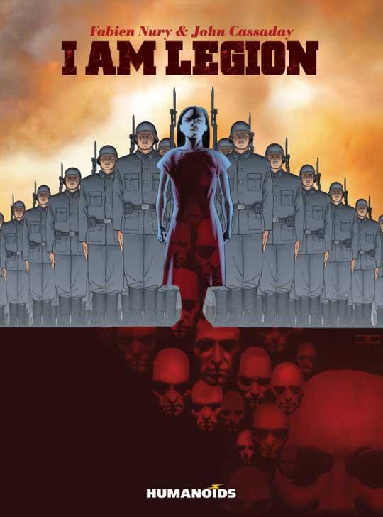 I Am Legion by Fabien Nury and John Cassaday