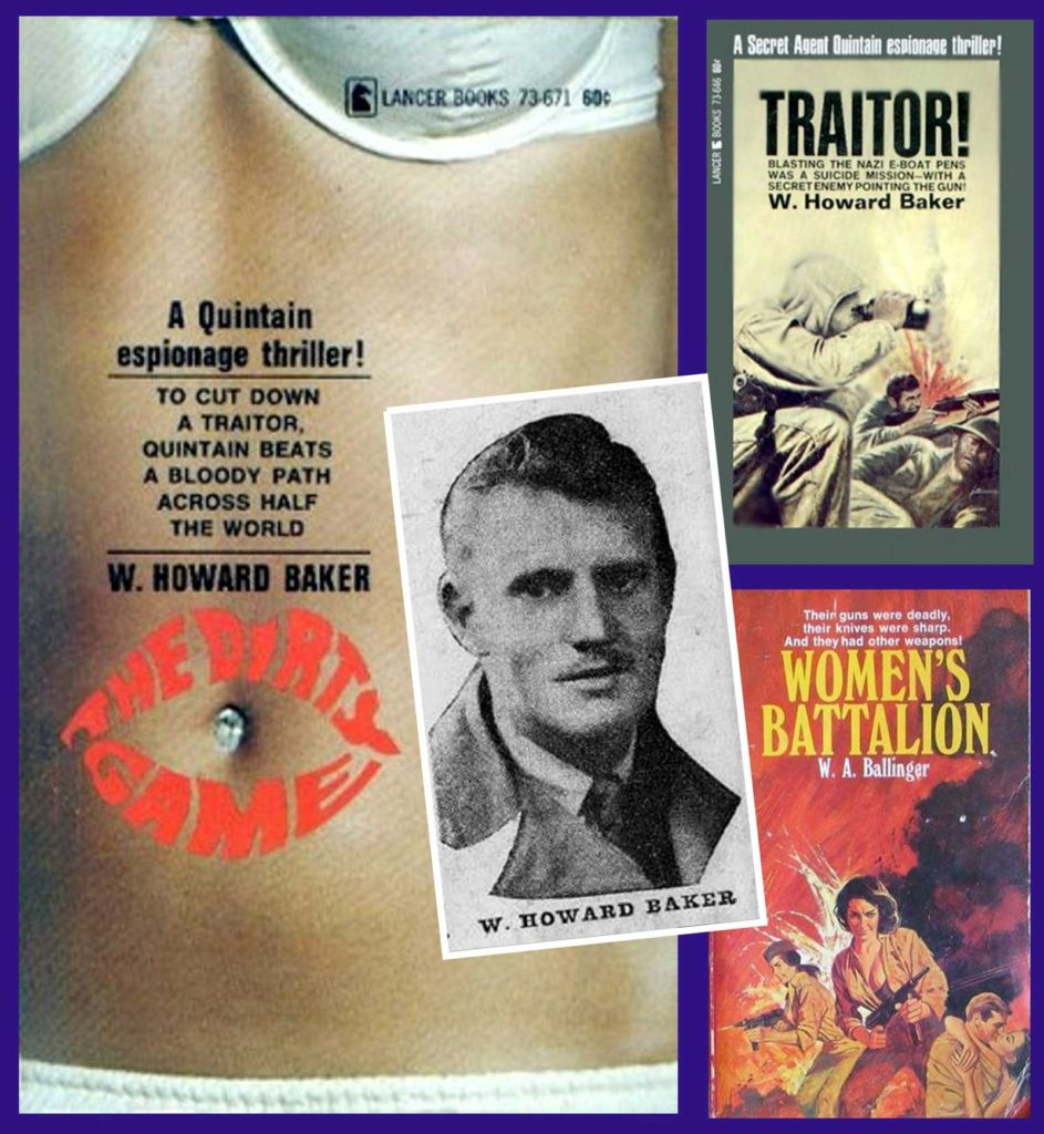 The Works of W Howard Baker