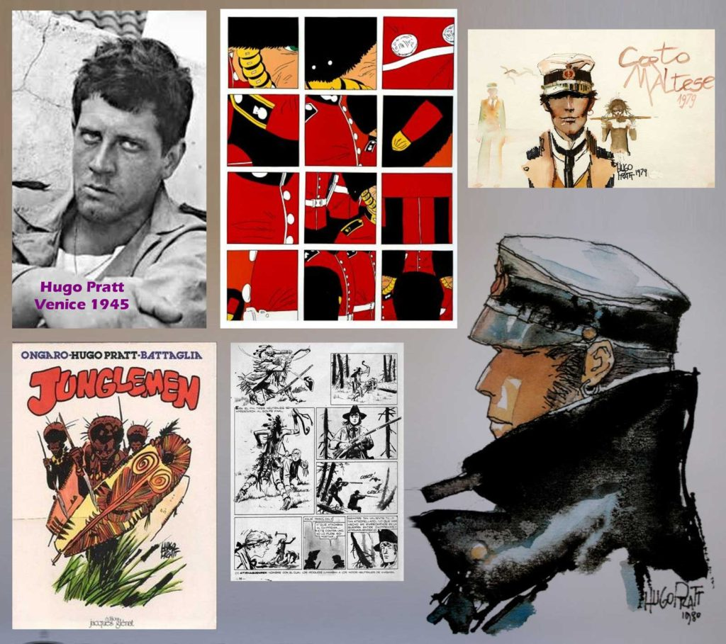 The Works of Hugo Pratt