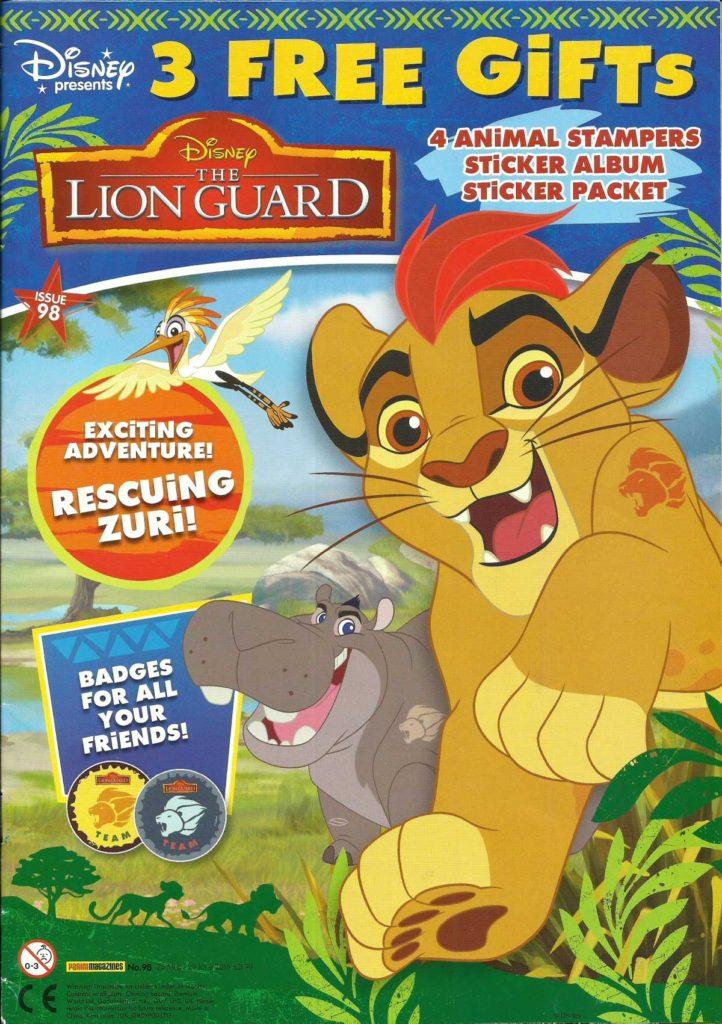 Lion Guard Magazine