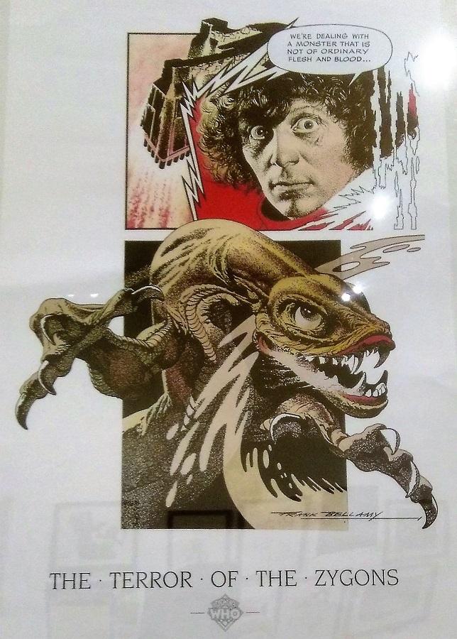 Terror Of The Zygons