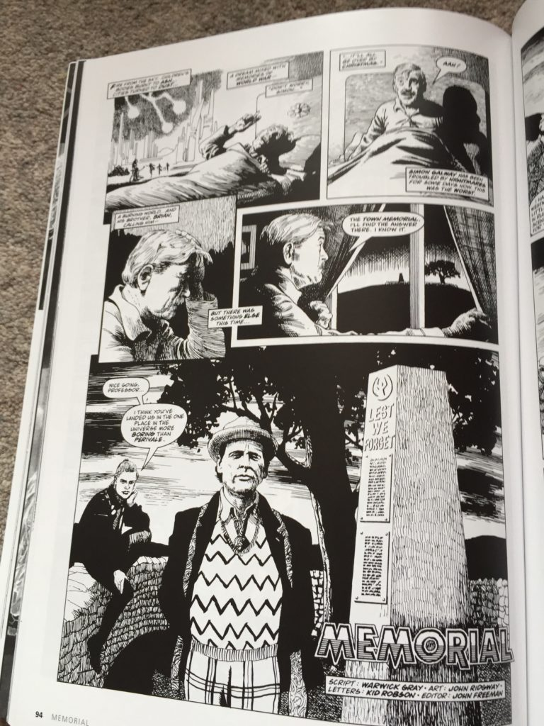 Doctor Who: Memorial