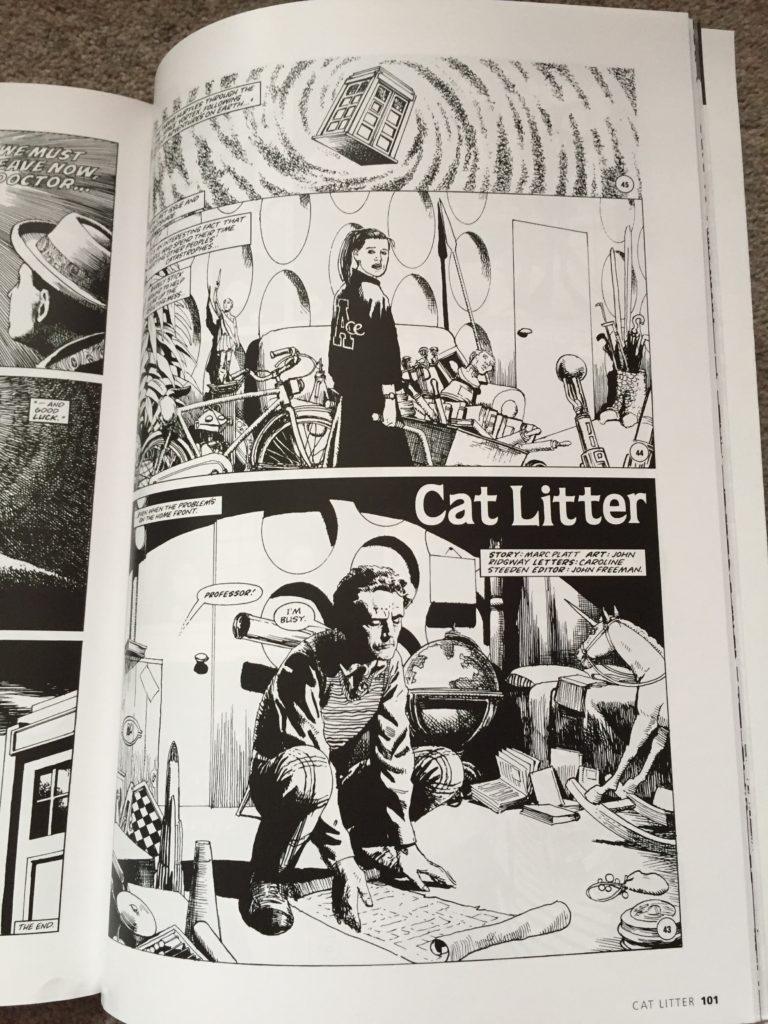 Doctor Who: Cat Litter