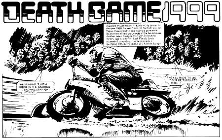Inside Action - DeathGame 1999