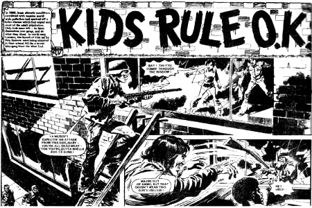 Inside Action - Kids Rule O.K.