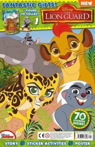 Lion Guard #1 - UK Cover