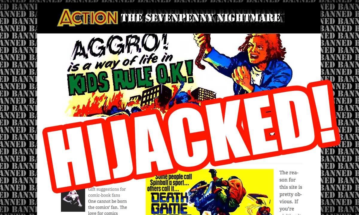 Sevenepenny Nightmare - Hijacked
