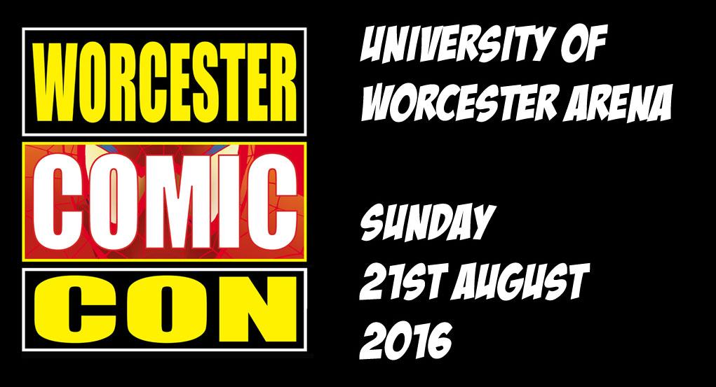 Worcester Comic Con 2016 - SNIP