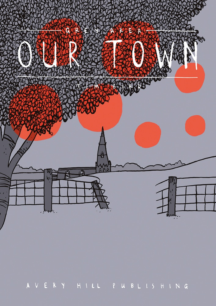 Grey Area Out Town - Cover
