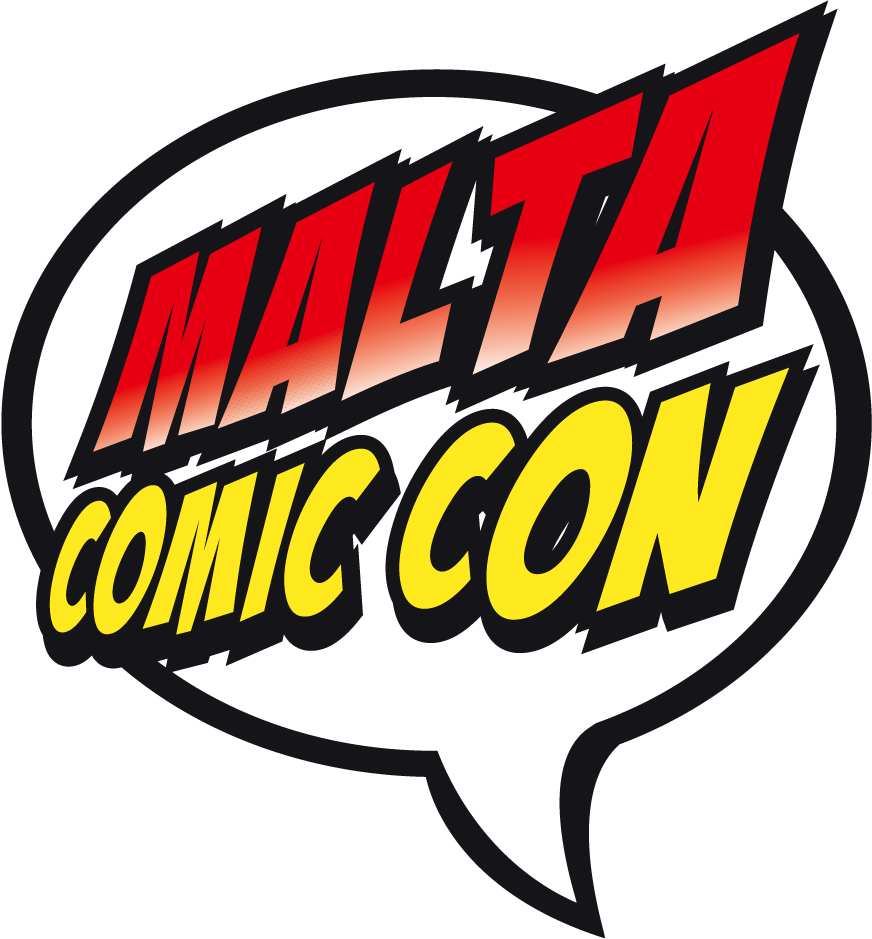Malta Comic Con Logo