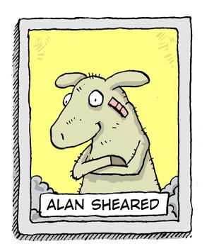 Football Earth: Alan Sheared