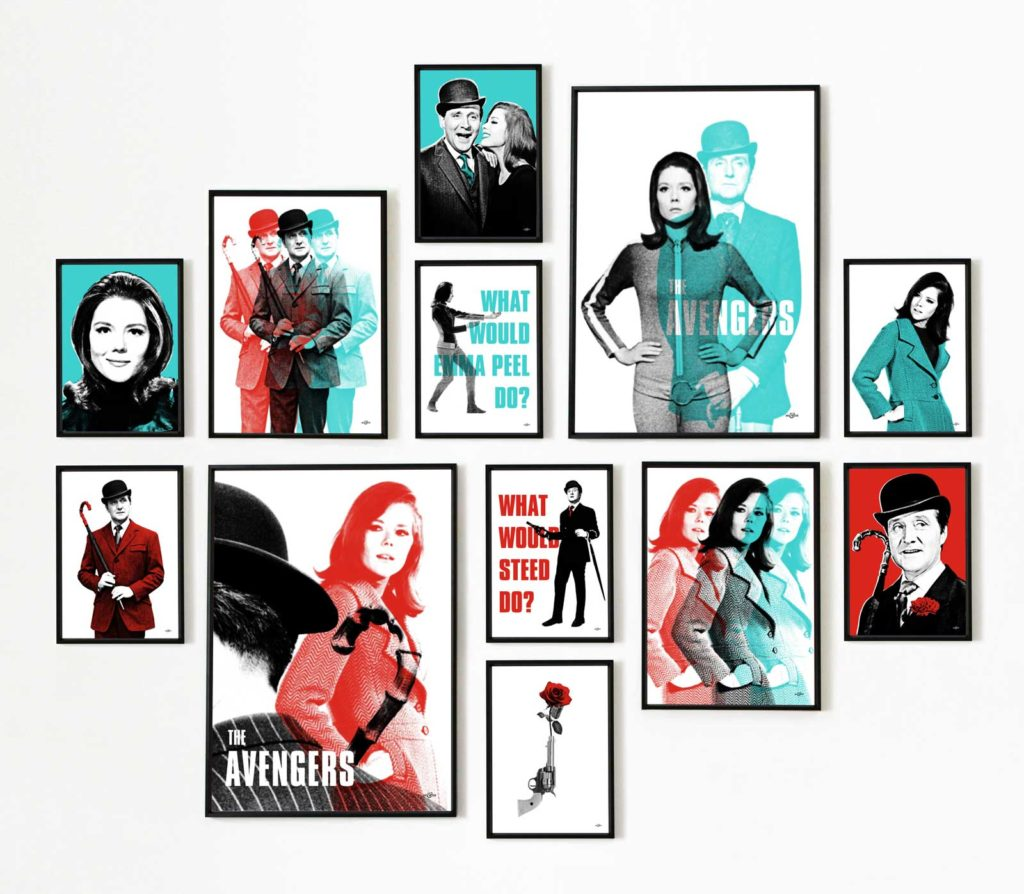 Art & Hue - The Avengers - Gallery