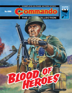 Commando 4960 - Blood Of Heroes