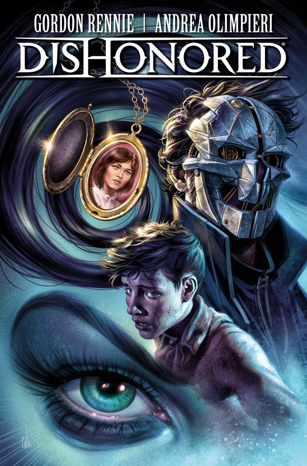 Dishonored #4 (Of 4) - Cover A