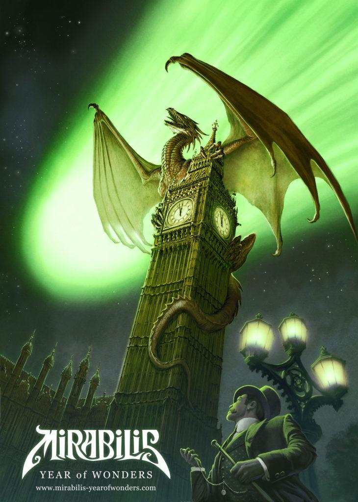Mirabilis - Big Ben Promotional Art
