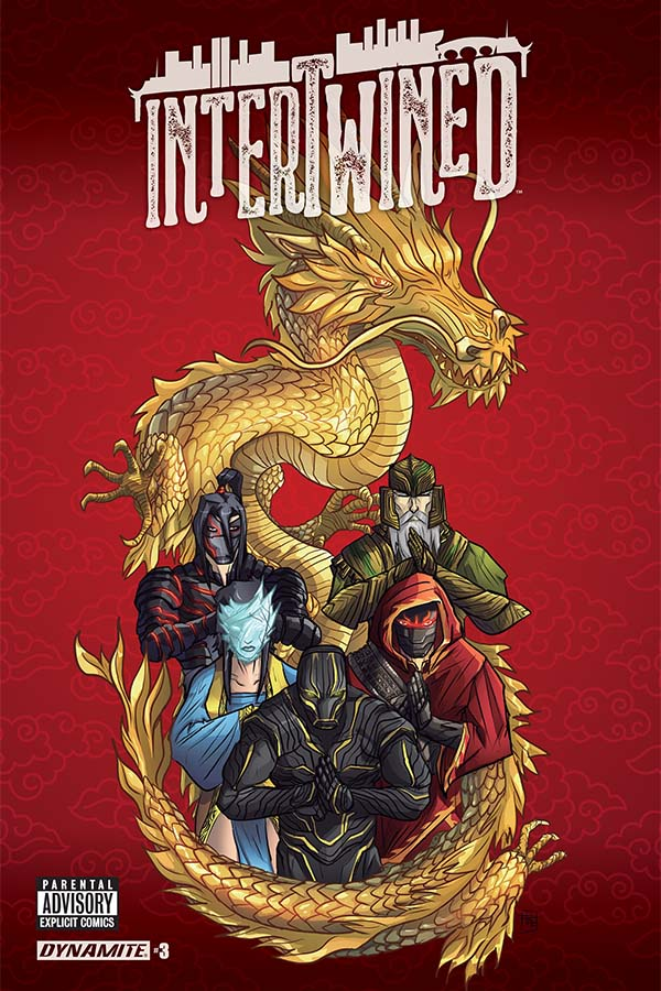 The Intertwined #3 - Cover A