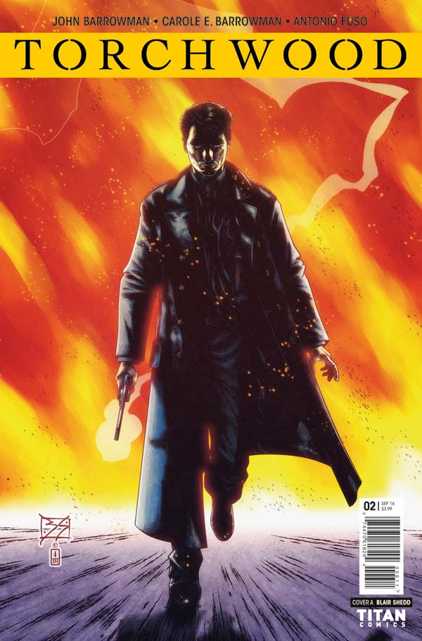 Torchwood #2 - Cover A