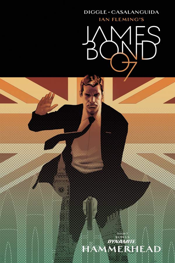 James Bond - HammerHead #1