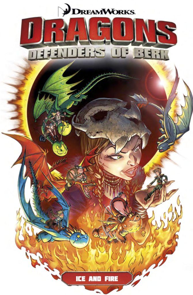Dragons: Defenders Of Berk Collection Volume 1