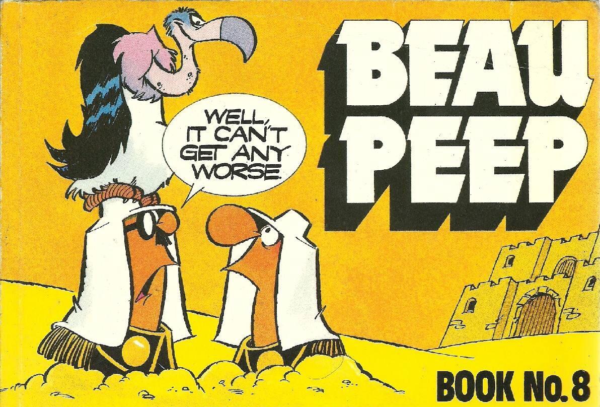 Beau Peep Book 8 - Cover