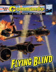 Commando 4975 – Flying Blind