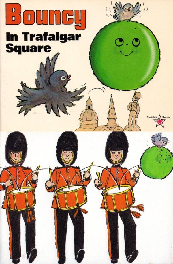 Twinkle 2 Bouncy Trafalgar