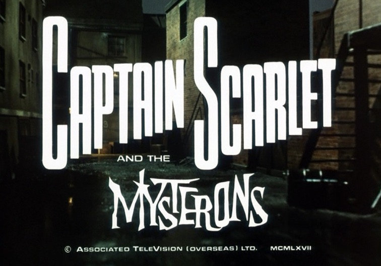 Captain Scarlet and the Mysterons - Titles
