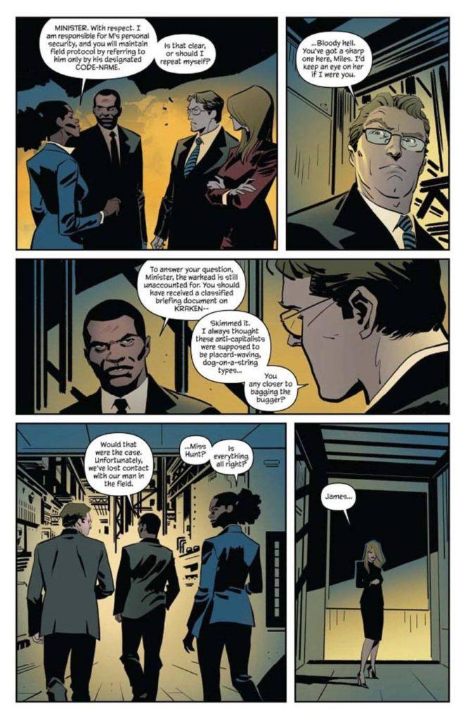 James Bond - Hammerhead #4 - Page 3