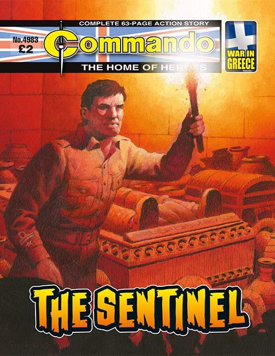Commando 4983 – The Sentinel