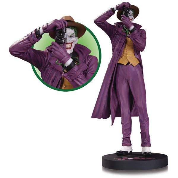Statue: Designer Series: The Joker (Brian Bolland)