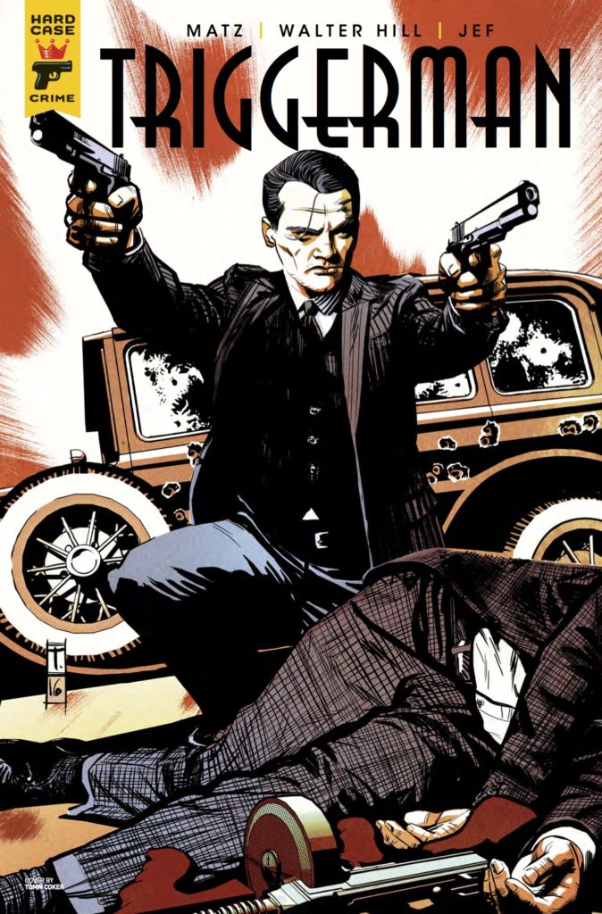 Triggerman #5 - Cover A