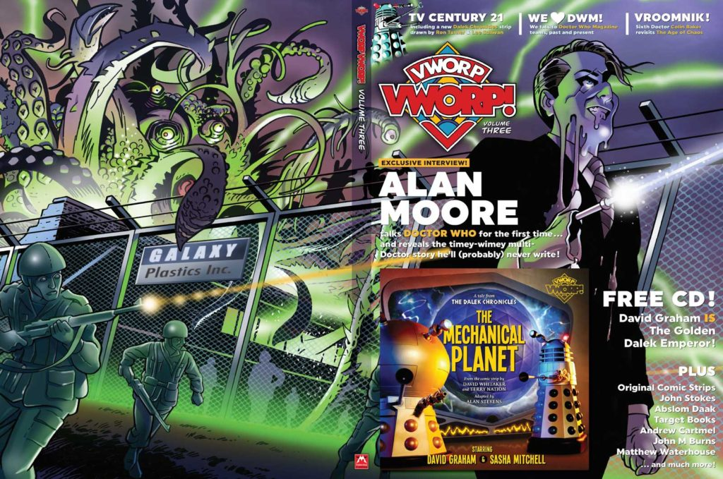Vworp Vworp! Volume 3 Cover A