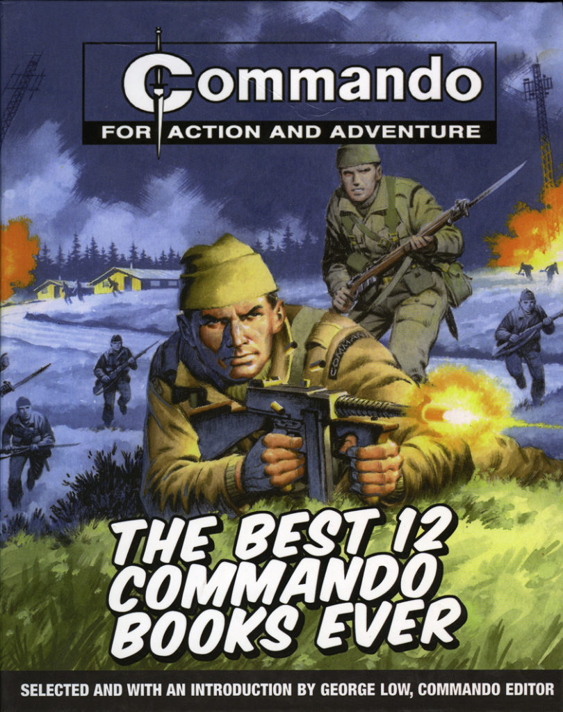 The 12 Best Commando Stories Ever