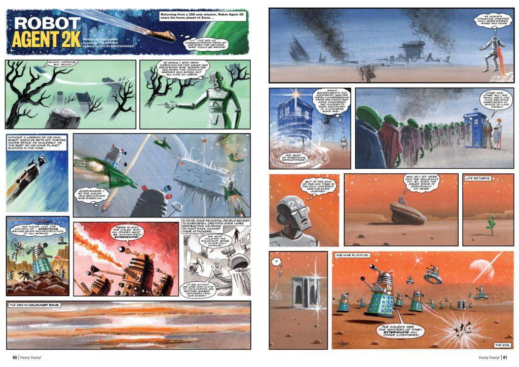 Vworp Vworp Volume 3 - Robot 2K