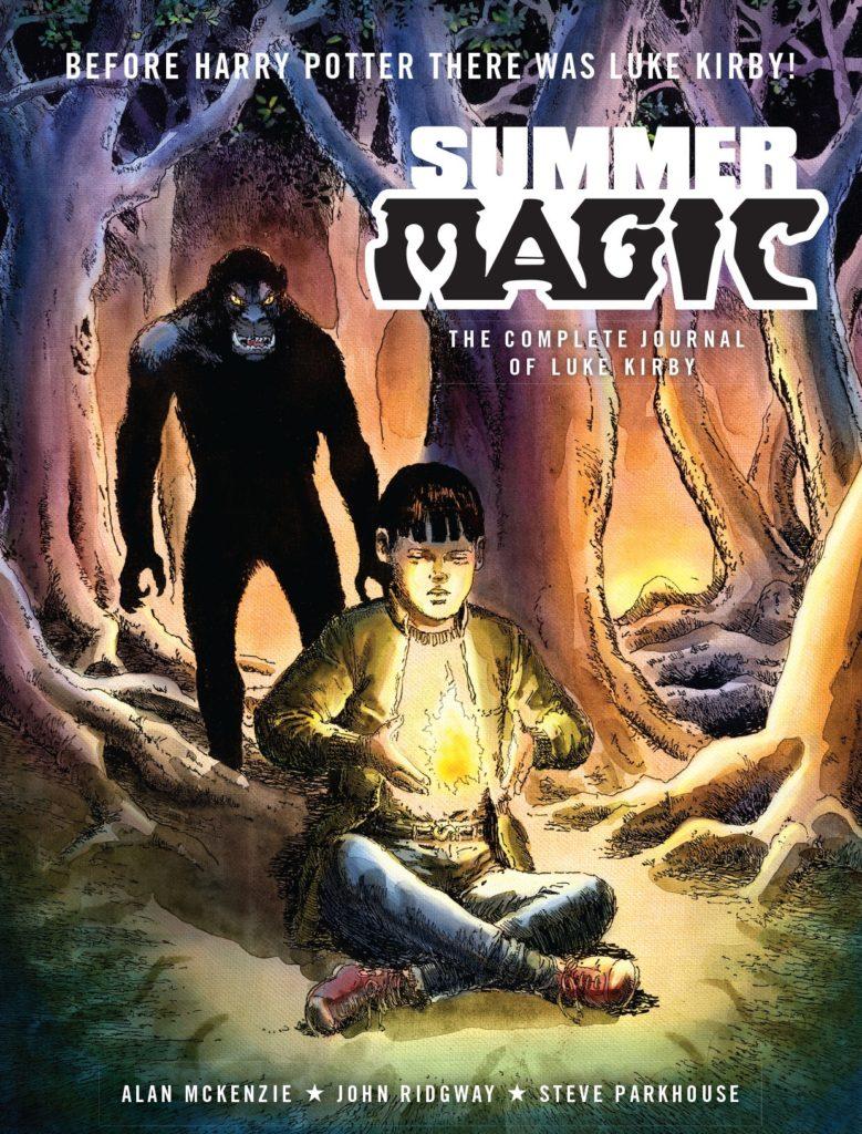 Summer Magic: The Complete Luke Kirby Journal