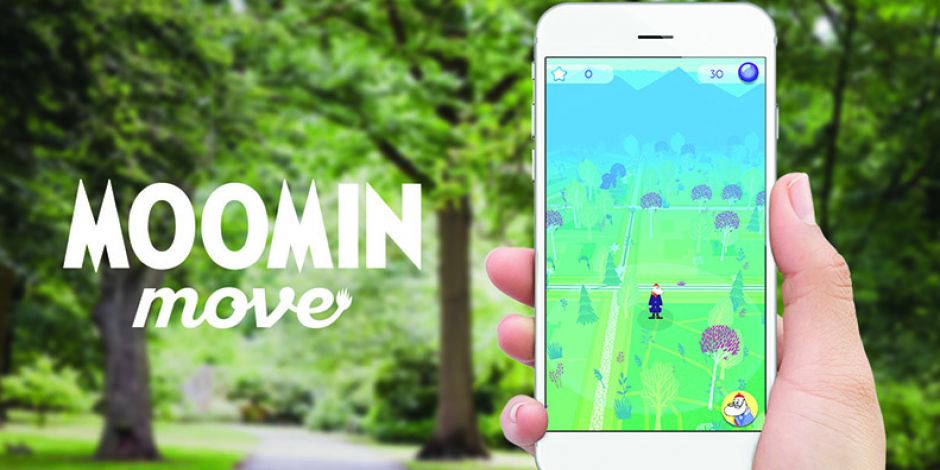 Moomin Move App