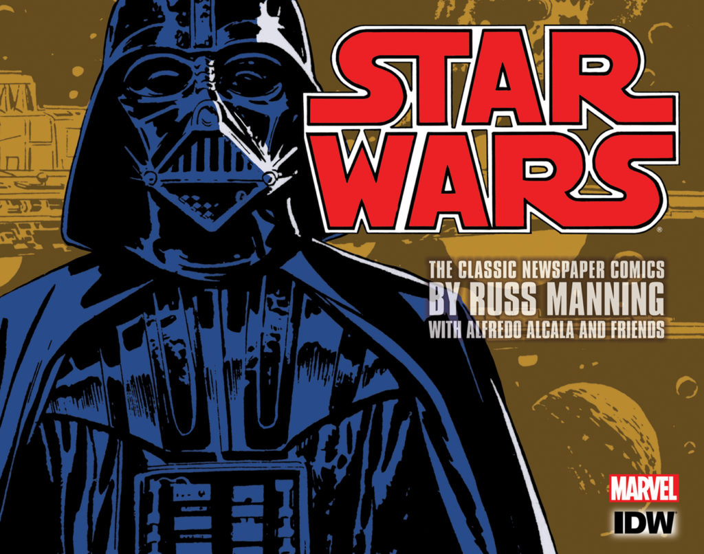 Star Wars: The Classic Newspaper Comic Volume One
