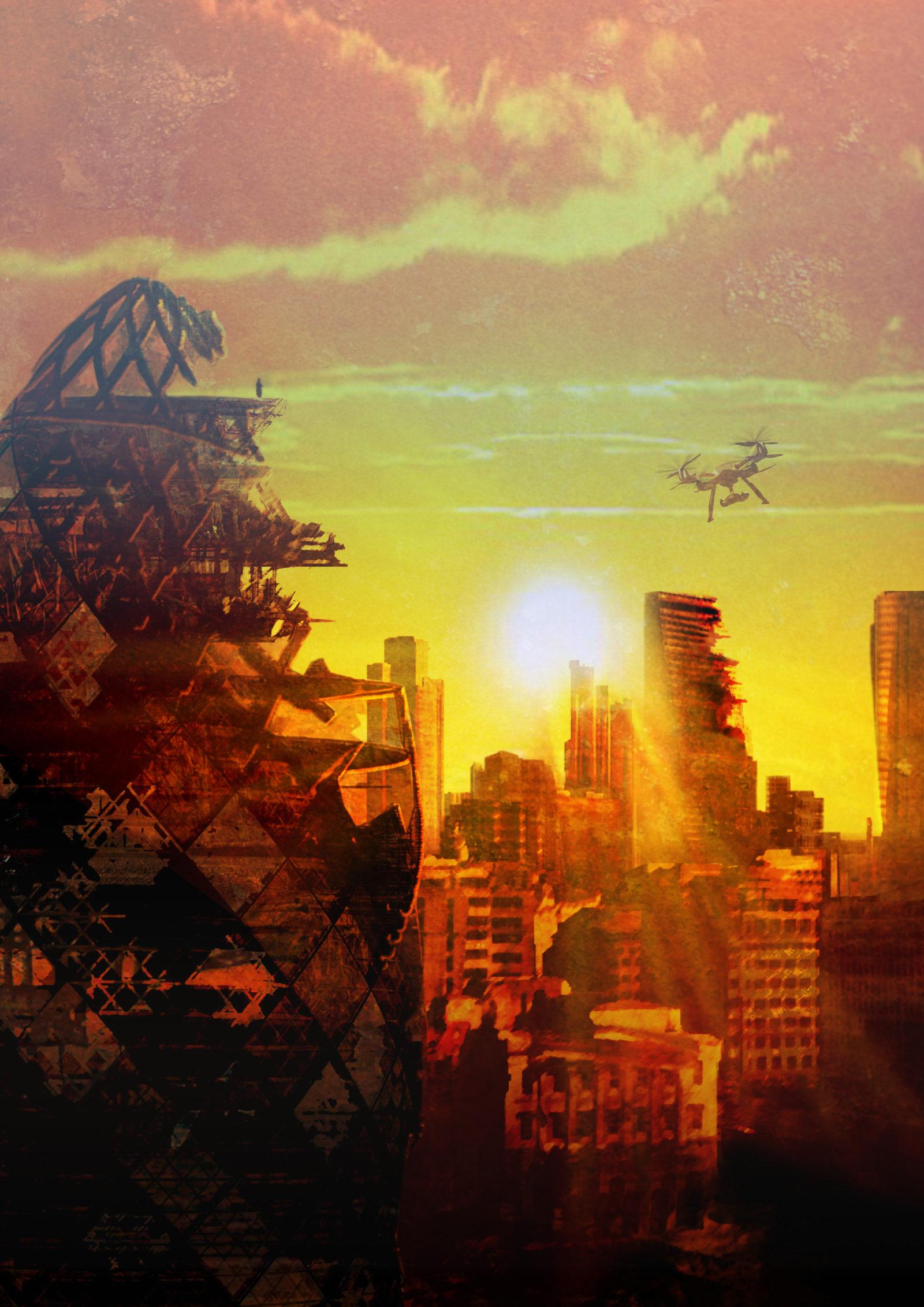 Sci-Fi London Film Festival 2017 Poster