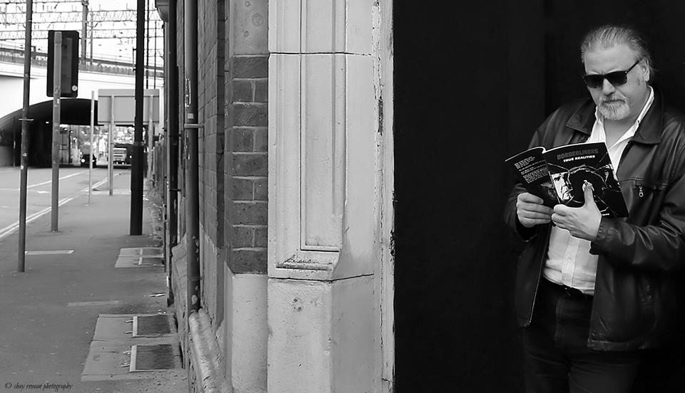 Brian Gorman. Photo: Shay Rowan