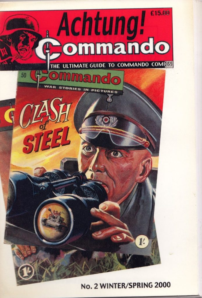 Achtung! Commando Issue Two