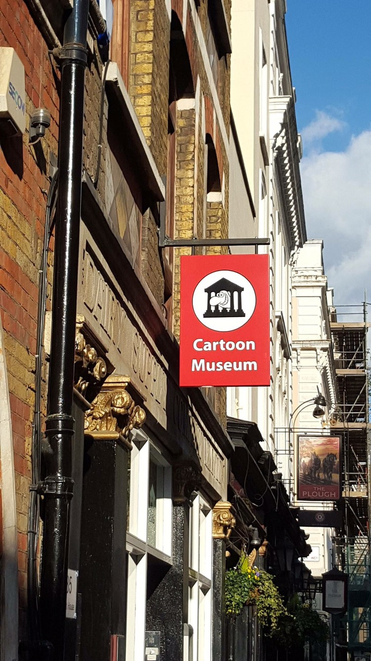 Photo: CArtoon Museum