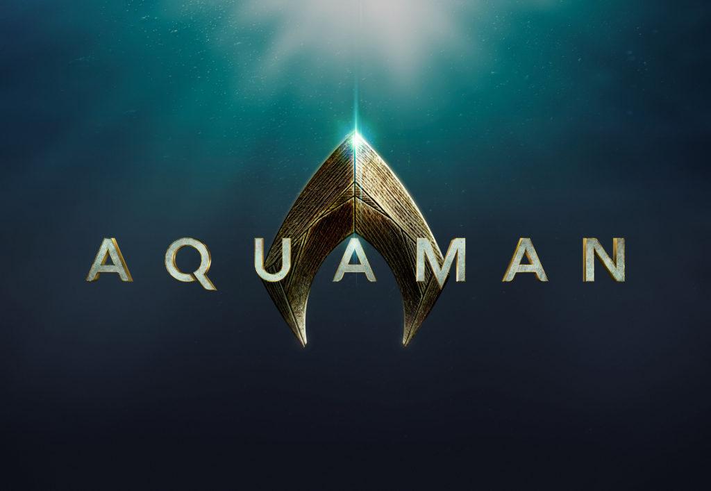 Aquaman Title Image