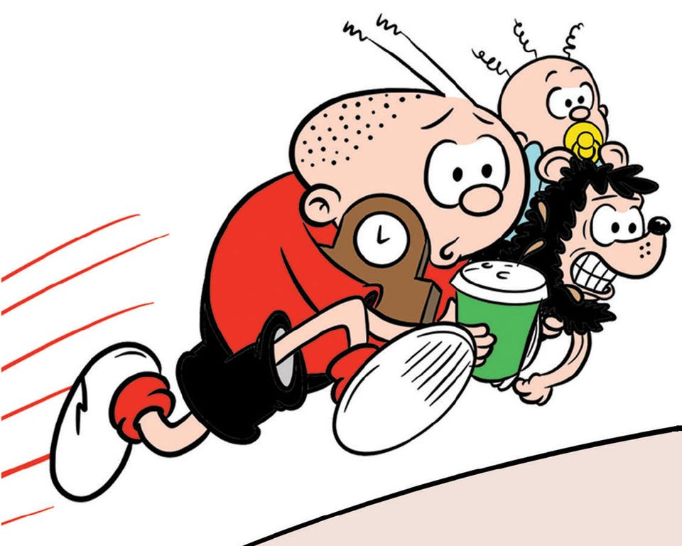 Beano 3885 - Billy the Whizz