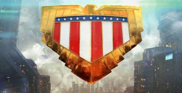 Judge Dredd - Mega-City One Poster - SNIP