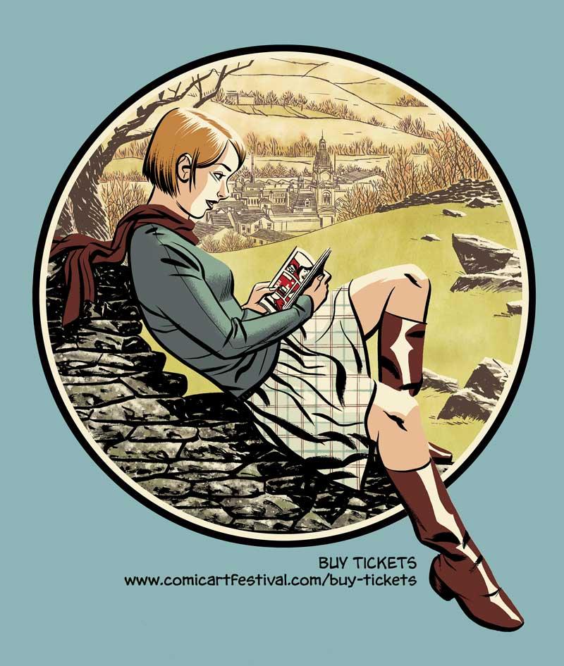 Lakes International Comic Art Festival - Buy Tickets Now