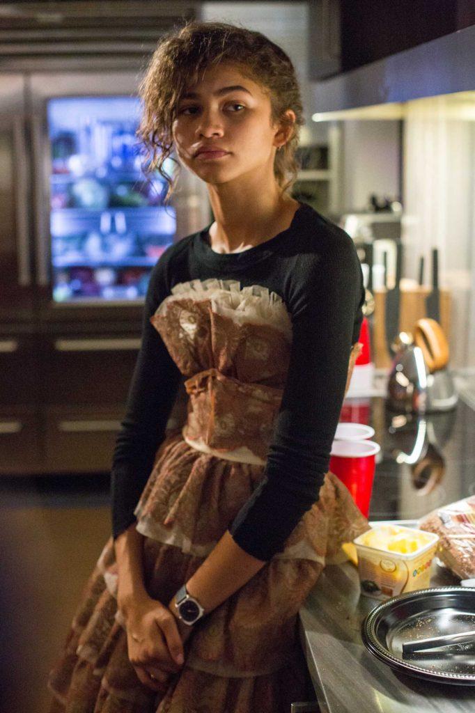 Zendaya in Spider-Man-Homecoming